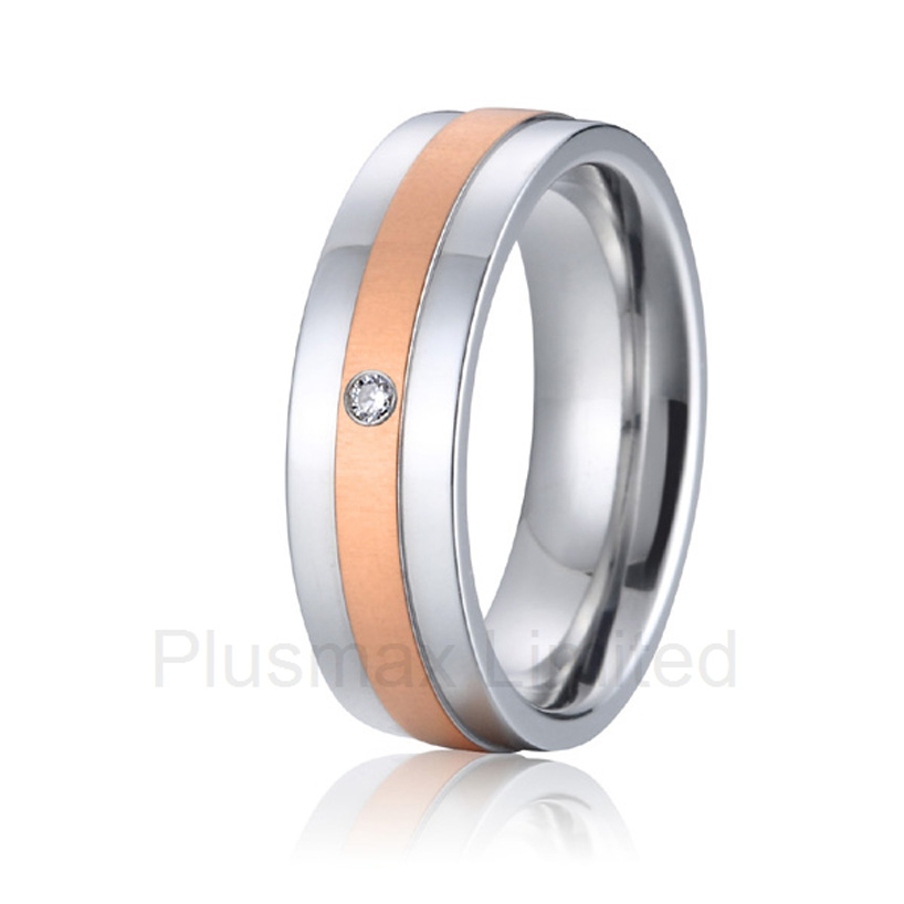 2016 anel feminino ouro cheap affordable prices endless love wedding band pure titanium rings for women anel masculino cheap cheap pure titanium jewelry ring on sale men and women blue and white stone wedding band