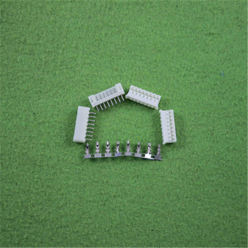 цена на 20 Sets, Micro JST 2.0 PH 8-Pin Connector plug Male ,Female, Crimps