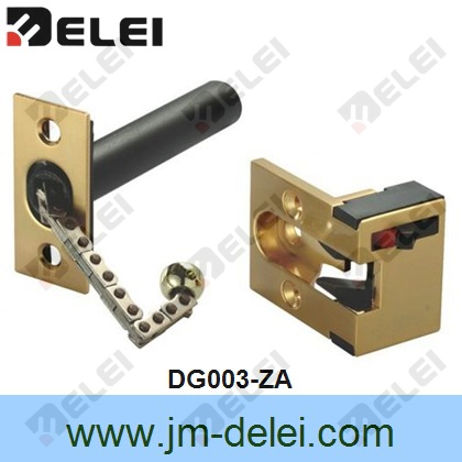 Concealed Door Security Safty Guard Lock Spring Chain Bolt