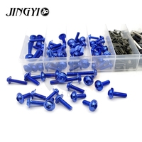 For YAMAHA r1 2009 aerox 155 xmax 300 yzf r125 tmax 530 mt07 Motorcycle Full Fairing Kit Body moto cover Bolts Nuts Screws