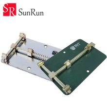 Scraper Pcb-Holder Cell-Phone-Circuit-Board Fixture-Stand Repair-Clamp Jig with Silver