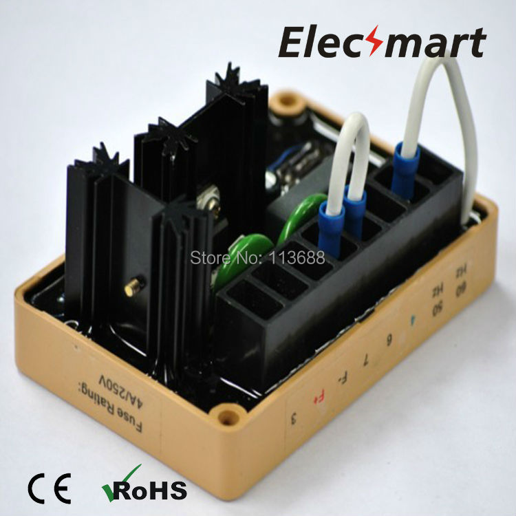 SE350 AVR Auto Voltage Regulator for MARATHON generator запчасти для генератора graigar marathn avr se350
