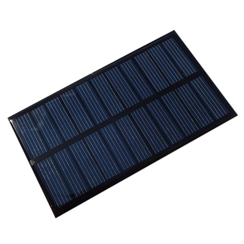 Solar Panel Module For Battery Cell Phone Charger DIY, 150X86mm 5.5V 1.6W 266Ma