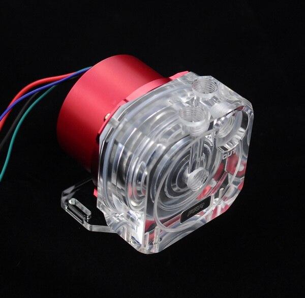 Bykski F-PD5-MX pompe de refroidissement à eau 1500L LOWARA Laing D5 réglable