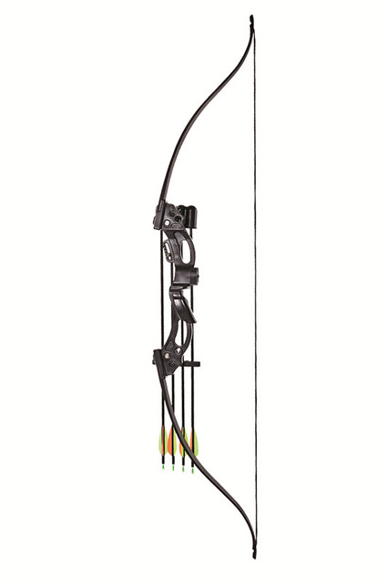 Two Color 48 Recurve Bow With 20lbs Draw Weight 28 Draw Length For