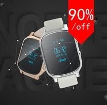 Smartphone Kinder Kid Armbanduhr GSM GPRS GPS Locator Tracker Anti-verlorene Smartwatch Kind Schutz für iOS Android pk q50