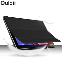 For ASUS ZenPad 10 Z301ML Case Fundas Coque Capa Tri Fold Stand PU Leather Smart Shell