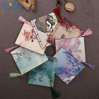 Emoshire Kraft Paper Color Printing Notes Hand Books DIY Notebook Vintage Stationery Retro Note Book For