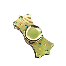 2017 Limited Edition Fidget Spinner Tri-Spinner Fidget Toy EDC Hand Spinner for Autism Rotation Time Long Anti Stress Toys SL62