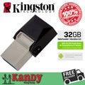 Кингстон usb 3.0 microUSB otg флэш-накопитель флэш-накопитель 16 ГБ 32 ГБ 64 ГБ смартфона пк стиц usb-палки мини chiavetta подарок оптовая продажа много