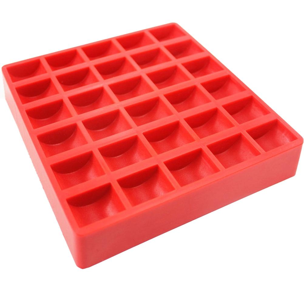 1 шт. пластиковый ящик для монеты Премиум Коллекция держатель для монет Органайзер контейнер коробка для хранения монет для банка коллектор монет супермаркет