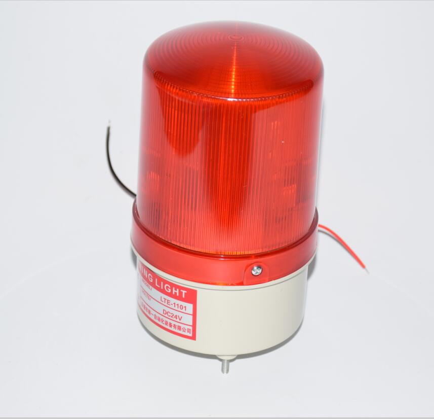 Gate Opener Barrier Gate Strobe Signal Light Warning Light Indicator Light LED Lamp Small Flashing Led Security Alarm(no Sound)