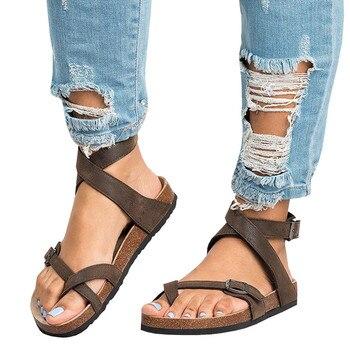Plano Verano Mujeres De Smpugvqz 2019 Pedal Sandalias Fondo Las Del dBxoWCer