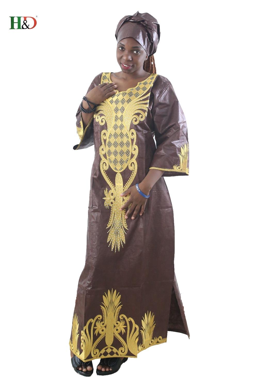 ч & д африканские платья для женщин heardwraps роковой африкен шарф дашики базен Риш платье Су африкен халат де вечеров
