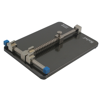 Double Layer Maintenance Repair Fixture Kaisi K1212 PCB Board Stainless Steel Holder Jig For iPhone Samsung Circuit Board jakemy jakemy cell phone pcb repair holder pcb circuit board clamp bracket holder platform maintenance fixtures kit