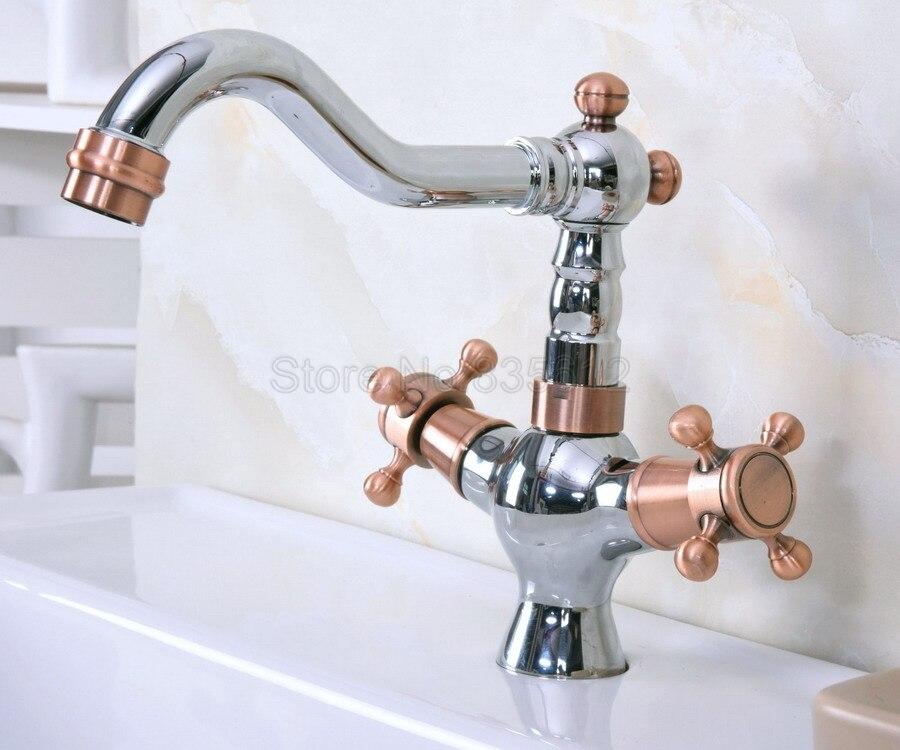 Polished Chrome Faucet Kitchen Sink Mixer Swivel Spout Bathroom Basin Tap Deck Mounted tnf904Polished Chrome Faucet Kitchen Sink Mixer Swivel Spout Bathroom Basin Tap Deck Mounted tnf904