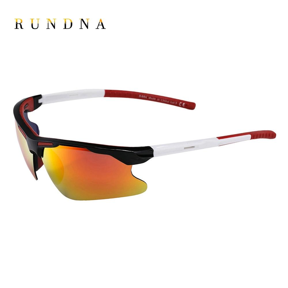 Outdoor Sport Polarized Sunglasses Mens Cycling Bike UV400 SunGlasses Goggles