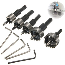 Hole Saw Cutter Power Tools Drill Bit Holesaw Set Twist Drill Bits Cutter Tool Hole Saw Tooth 16/20/25/30/35mm