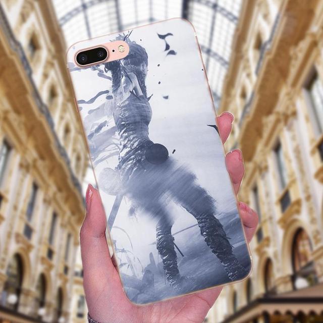 coque iphone 8 hellblade senua's sacrifice