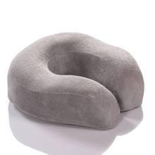 Travel Soft Pillows Headrest Car Flight Nursing Pillow Neck U-Shape U Shaped pillow Cushion pillows Memory Foam цена 2017