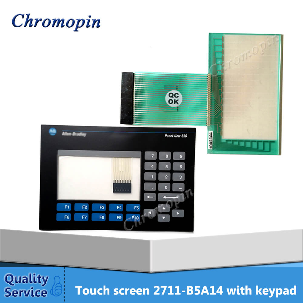 Touch screen for AB 2711-B5A14 2711-B5A3L1 2711-B5A2L1 2711-B5A9L1 with Membrane keypad dhl ems 2 pc ab 2711 k5a5 keypad