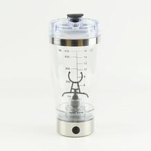 450 ml Elektrische Automatisierung Protein Shaker Mixer Meine wasserflasche Automatische Bewegung Außen Tour Kaffee Milch Smart Mixer Cup