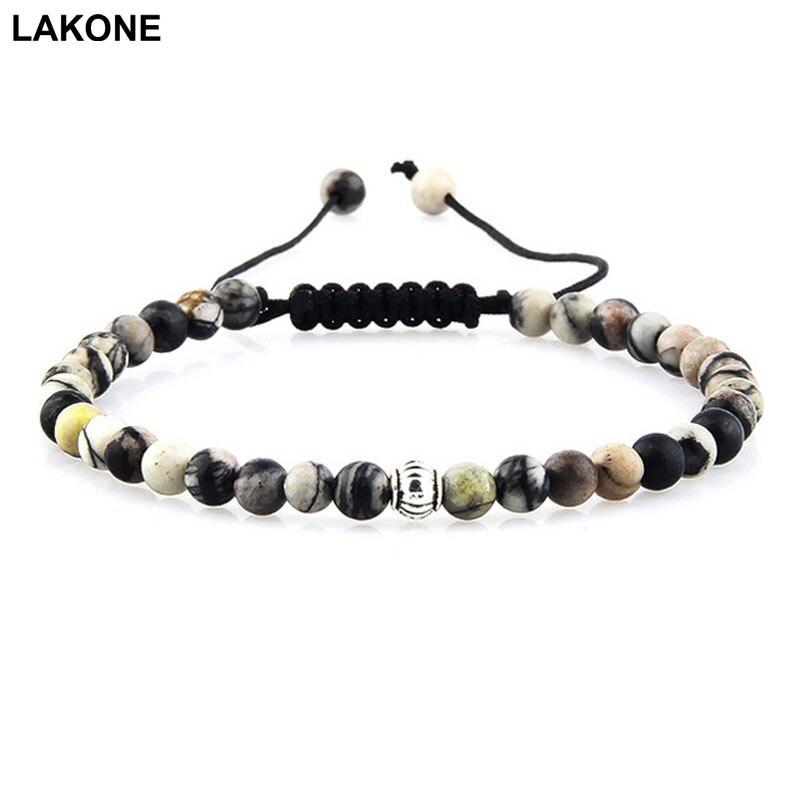 Summer 4mm Natural Turquoises Stone Chakra Bracelet Yoga Healing Balance Supernatural Beads Bracelet Men Women Jewelry