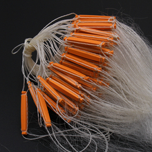 2017 New 33m 3 Layers fishing net Various Mesh Fishing Network Gill Fishing Net with Float Fish Trap Rede De Pesca Nylon