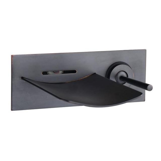 Huil Bronze led bassin robinet m langeur cuivre noir vier bassin robinet mural Salle De Bains.jpg 640x640 Résultat Supérieur 14 Frais Robinet Mural Cascade Pic 2018 Kjs7