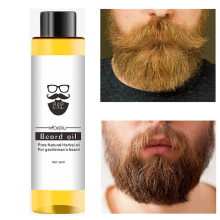 Mokeru Easy Smoothing Nutrition Moustache 30ml Beard Oil Nat