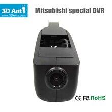 Nuevo DVR Del Coche para Mitsubishi ASX/OUTLANDER EX/LANCEREX/PAJERO 1080 p cámara Dash Cam Videocámara G-sensor Incorporado wifi APP