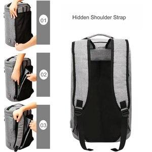 Image 2 - Спортивная сумка для мужчин 36L, дорожная сумка для багажа, женская дизайнерская сумка для фитнеса Molle, многофункциональная сумка на плечо для занятий спортом, рюкзак для улицы