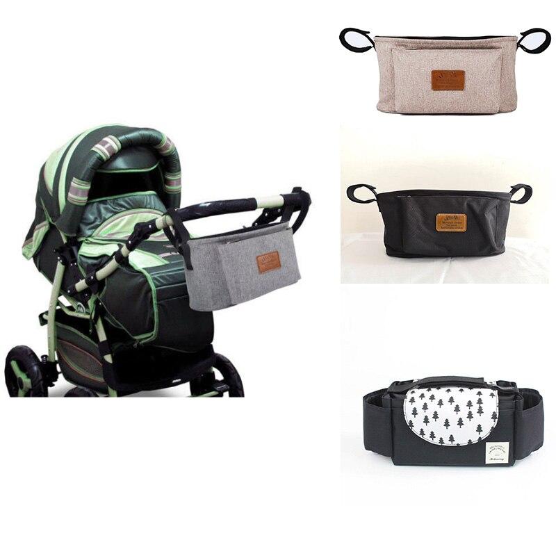 Baby Diaper Bag For Wheelchairs Stroller Bolso Maternal Cart Mom Nappy Children's Maternity Bag For Baby