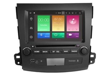 """4G LTE 8"""" Android 9.0 ! Car DVD Player for Mitsubishi Outlander 2006~2012 For Citroen C-Crosser for Peugeot 4007 OBD DVR AUX"""