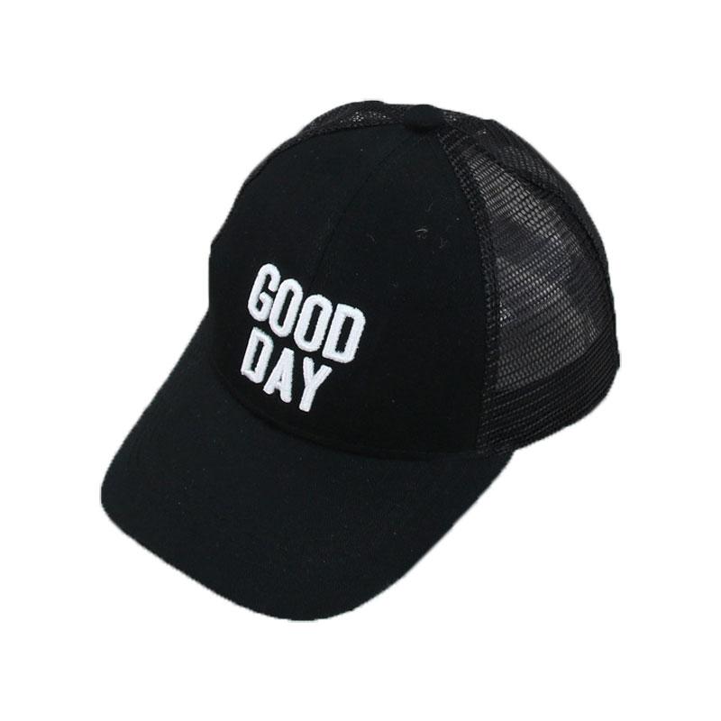 Unisex Child Mesh Patchwork golf Baseball Cap  Summer Letter Design Adjustable Snapback Baseball ball Hat Kids chapeau MZ5869
