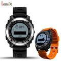 Lemado s928 sport gps smart watch apoio lembrete sedentário do monitor de freqüência cardíaca relógio de pulso para android apple ios