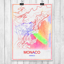 Buy monaco poster and get free shipping on AliExpresscom