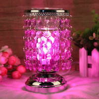 Plug That Move Light Sweet Lamp Aing Kind of Sweet Grass Hanging Bead Induction Essence Oil Lamp Aroma Stove Aromatherapy 9*17CM