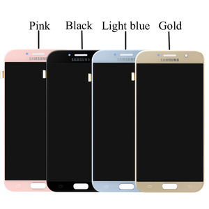 """Image 4 - Super Amoled 5.7"""" LCD For Samsung Galaxy A7 2017 A720 A720F Display Touch Screen Digitizer Assembly LCD for Galaxy A7 2017 Duos"""