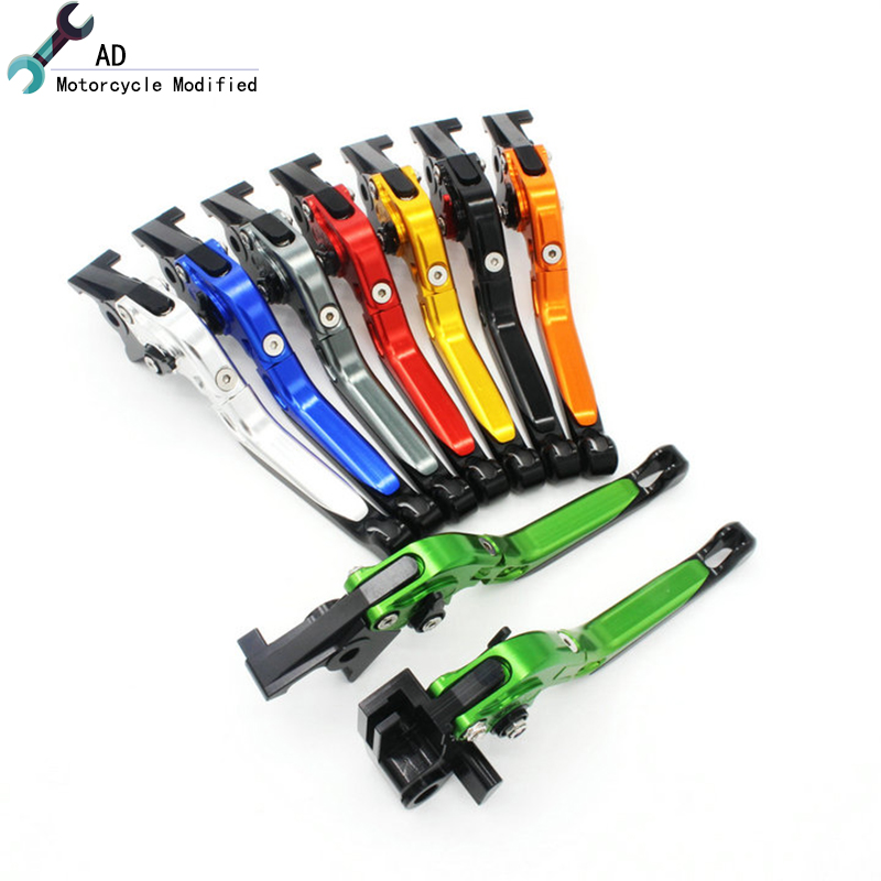 Moto Clutch Brake Lever For BMW S1000R 15 - 16 CNC Motorbike Parts Adjustable Folding S 1000R 2015 2016 Motorcycle Accessories !