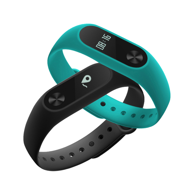 Original Xiaomi Mi Band 2 Smart Fitness Bracelet Mi Band 2 Wristband Heart Rate Monitor IP67 Waterproof Sleep Monitor OLED Touch 1