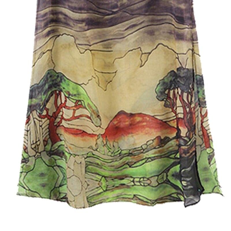 Queechalle 2019 Ամառային զգեստ Կանացի մեծ - Կանացի հագուստ - Լուսանկար 6