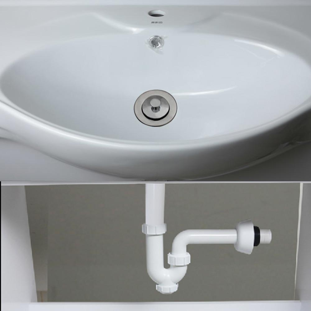 Talea Bathroom Sink Waste Kit Basin Strainer With Drain