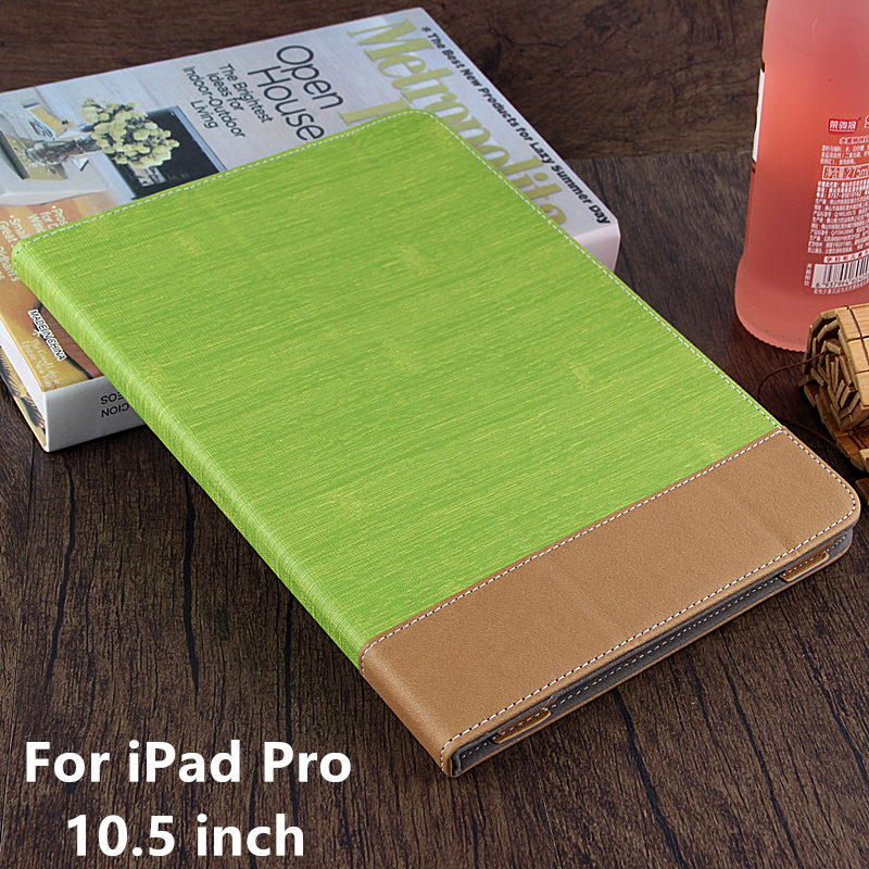 Case Cover For iPad Pro 10.5 inch New 2017 Leather Smart For Apple10.5 iPadPro ipad10.5 Tablet Protector Protective PU cases official original 1 1 case cover for apple ipad pro 12 9 2017 cases tpu smart clear cover for ipad pro ipad plus 12 9 2015 case