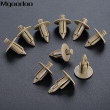 Mgoodoo 39964090 50 шт., зажимы для крепления на двери автомобиля Fastneres Clisp, заклепки для VOLVO C70 S60 S80 V70