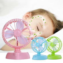 Newest Portable Handheld Rechargeable USB Engine Fan Desk Pocket Cooler Mini Fan 180 Degrees Fan Rotary Home Office USB Gadgets