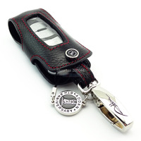 Genuine Leather Car Key Case Cover For MAZDA Luxury Smart Key MAZDA 6 CX 9 CX