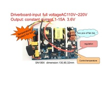 Comparar Módulo de fuente de luz endoscópica led de entrada de voltaje completo AC110 220v CONTROLADOR DE
