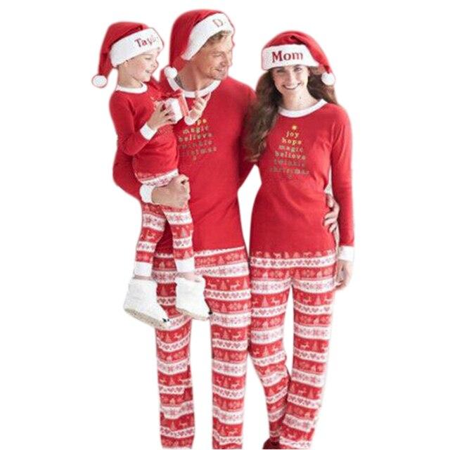 Navidad De La Familia Pijamas Familia A Juego Juego De Ropa Ropa