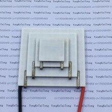 $ Number etapas peltier Refrigerador Termoeléctrico Peltier Plate módulos de refrigeración TEC4-24606 multietapa elemento de Garantía del Fabricante